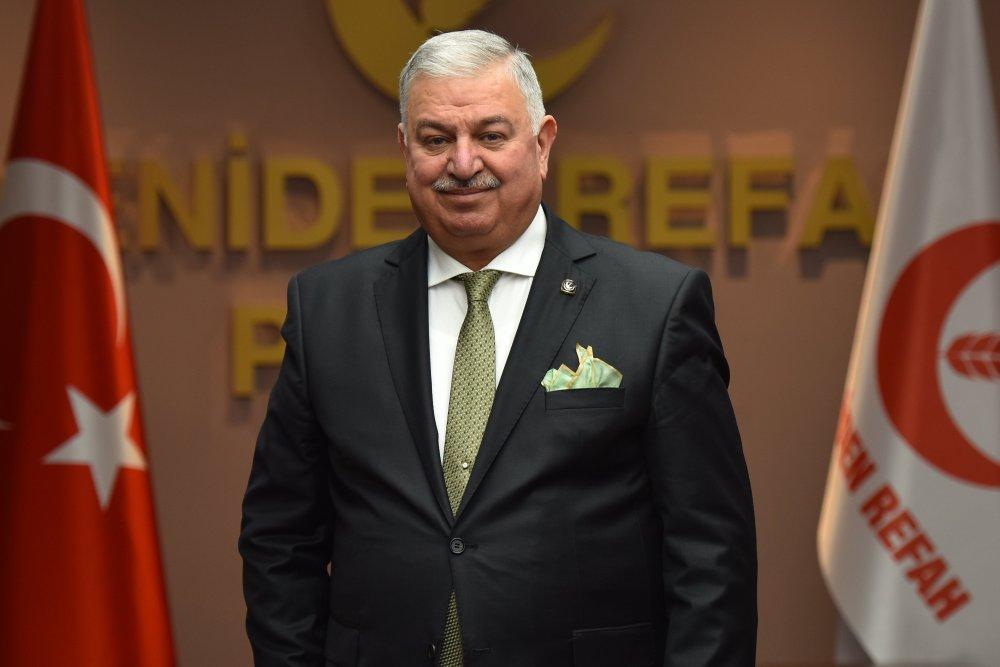 Doğan Bekin - Genel Başkan Yardımcısı / Dış İlişkiler Başkanı | Yeniden  Refah Partisi