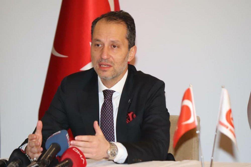 GENEL BAŞKANIMIZ DR. FATİH ERBAKAN'DAN ÇAĞRI