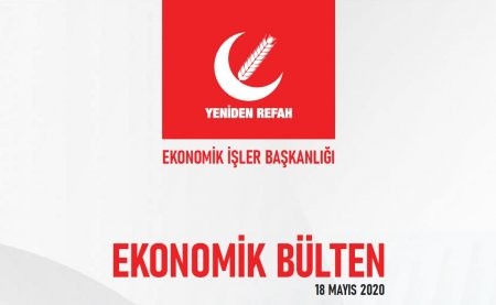 Ekonomik Bülten | Dr. Fatih ÖZTEK | Dijital Çağ ve Türkiye | 18.05.2020