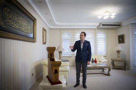Anadolu Ajansı Röportajı