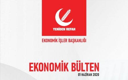 Ekonomik Bülten | Dr. Fatih ÖZTEK | Çıkmaz Sokak Borçlanma | 01.06.2020